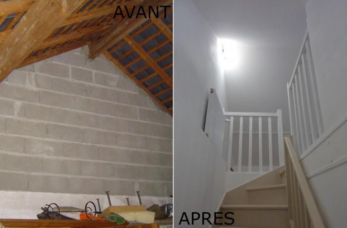 Combles aménagés : agrandir sa maison pour plus de confort
