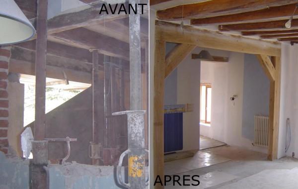 Rénovation immobilière : ouvertures