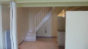 Rénovation des escaliers